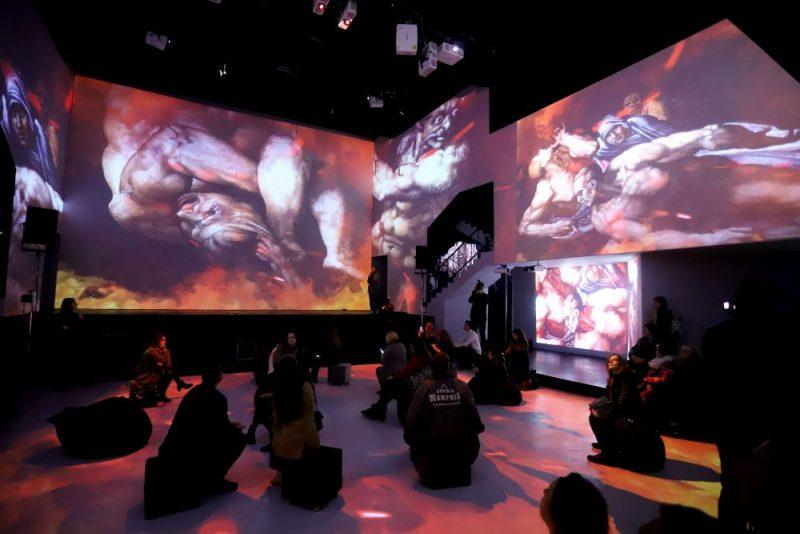 Digital Art House atklāšana.