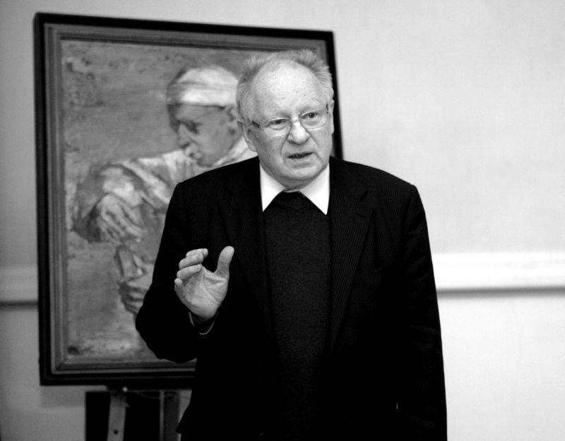 Jānis Stradiņš.
