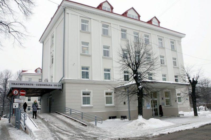 Rīgas 2. slimnīca.