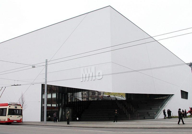 Modernās mākslas muzejs MO Viļņā