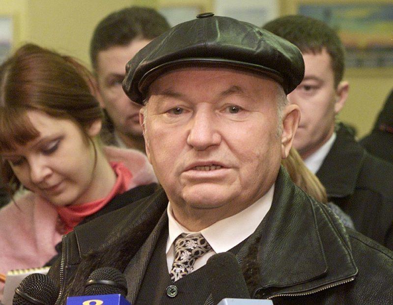 Jurijs Lužkovs.