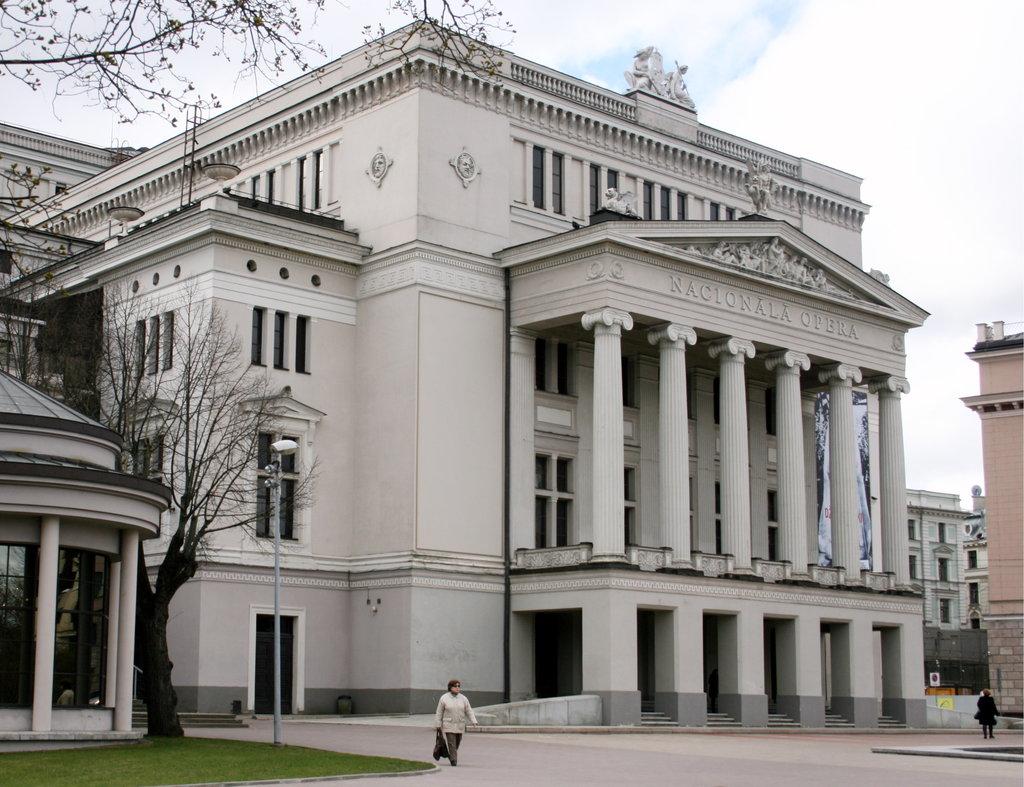 Latvijas Nascionālā opera un balets