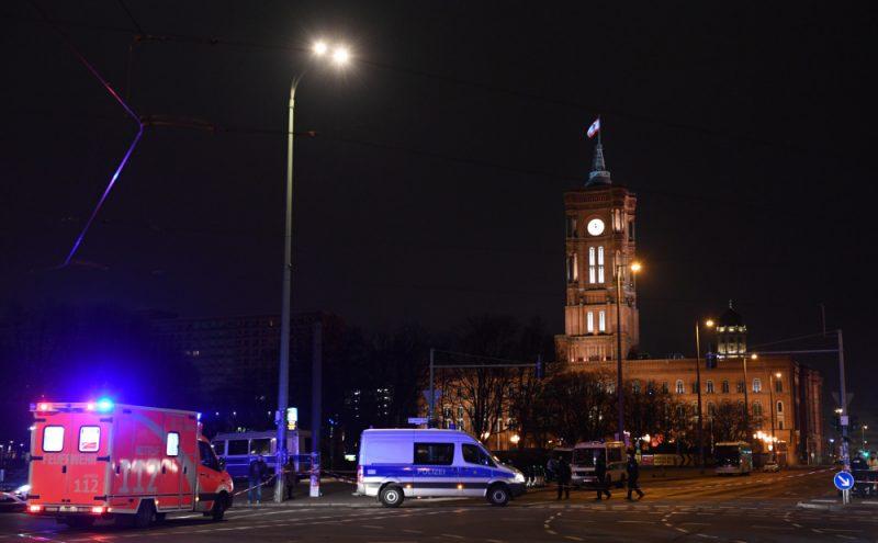 Eksperti neitralizējuši Berlīnes centrā atrasto aviobumbu