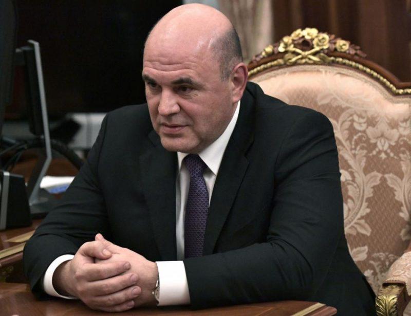 Krievijas prezidents Vladimirs Putins trešdien premjerministra amatam izvirzījis Federālā nodokļu dienesta vadītāju Mihailu Mišustinu.