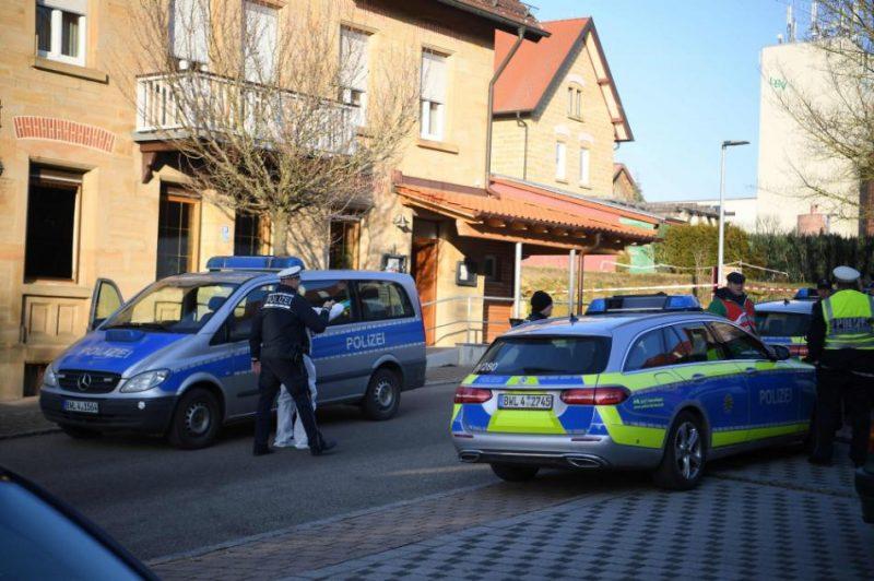 Apšaudē Vācijas dienvidu pilsētā Rotamzē nogalināti seši cilvēki/