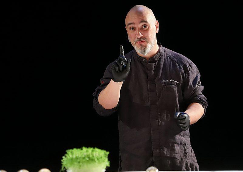 Lauris Aleksejevs ir apņēmības pilns atjaunot restorāna darbību iepriekšējās telpās.