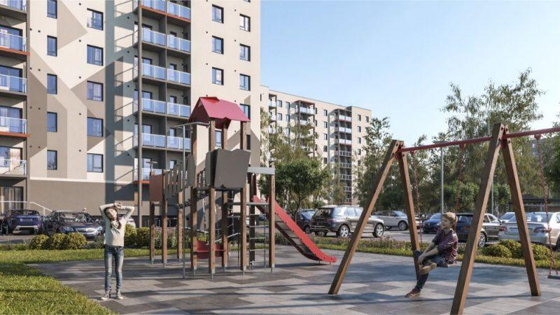 """""""Bonava Latvija"""" sāk būvēt otro māju """"Krasta kvartālā"""""""