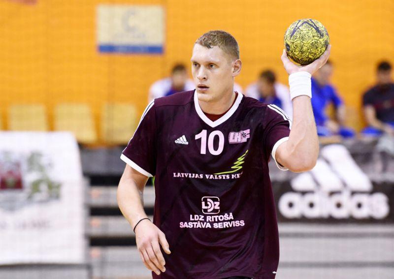 Handbolists Dainis Krištopāns ir labākais savas pozīcijas spēlētājs Eiropā un mūsu valstsvienības līderis.