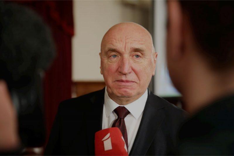 Ivars Godmanis.