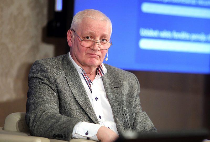 Pēteris Leiškalns, LDDK sociālās drošības un veselības aprūpes eksperts.