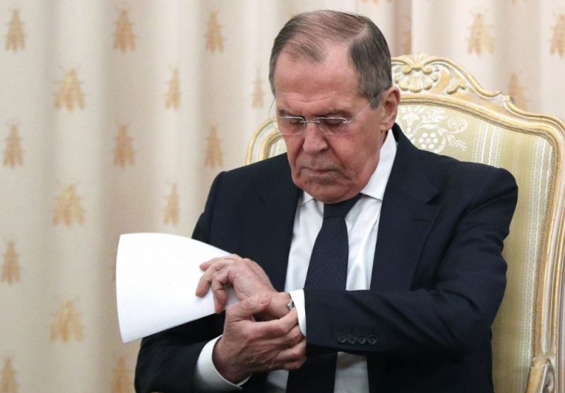 Sergejs Lavrovs.