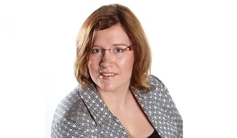Kristīne Jučkoviča.