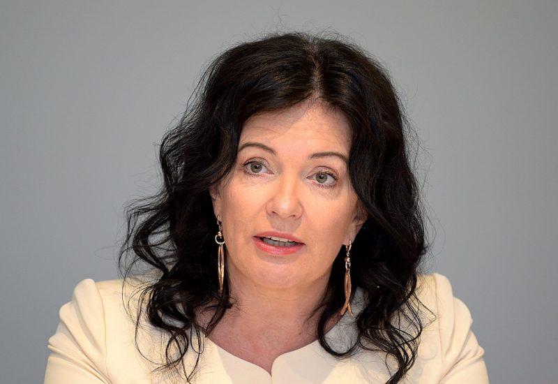 """Ramona Petraviča: """"Šogad tiks izstrādāts minimālais sociālo pakalpojumu grozs, kas būs jānodrošina ikvienai pašvaldībai."""""""
