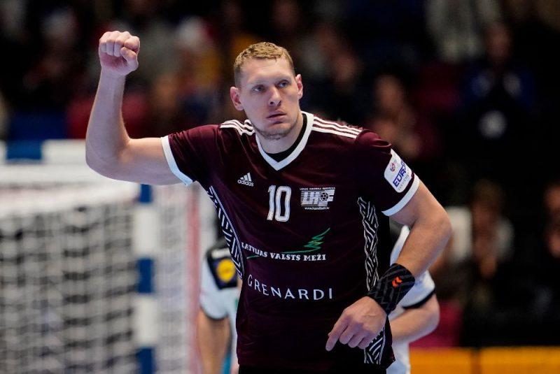Pasaules handbola zvaigzne Dainis Krištopāns spēlēs Vācijas bundeslīgā.