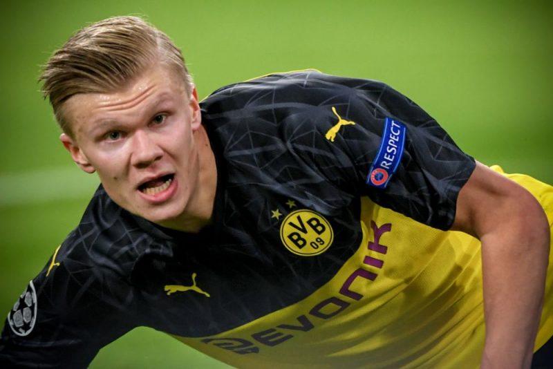 Norvēģijas futbola sensācija Ērlings Brauts Holanns.