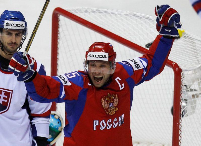 Aleksejs Morozovs savulaik bija Krievijas izlases kapteinis, bet tagad kļuvis par KHL prezidentu.