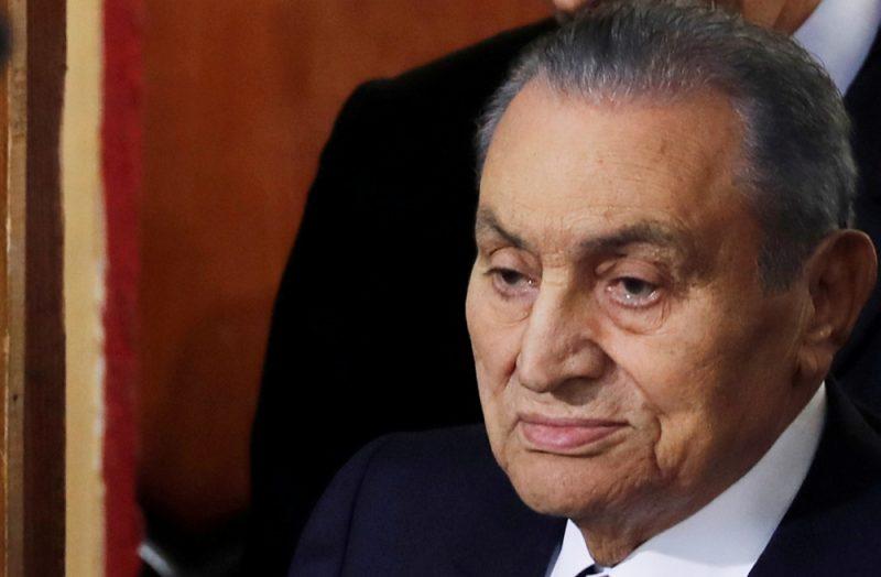 91 gada vecumā miris Ēģiptes eksprezidents Hosni Mubaraks
