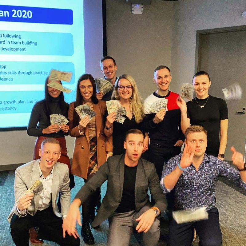 Rīgas Tehniskās universitātes studenti starp labākajiem pārdevējiem pasaulē