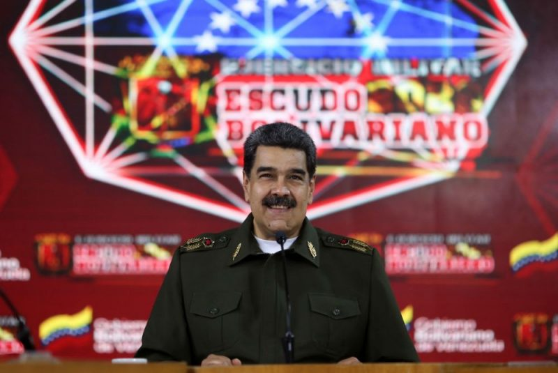 Nikolass Maduro.
