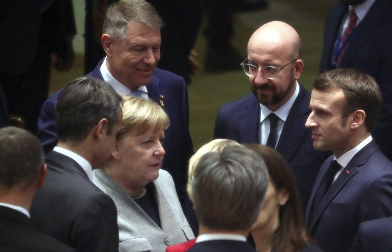 ES budžeta samitā