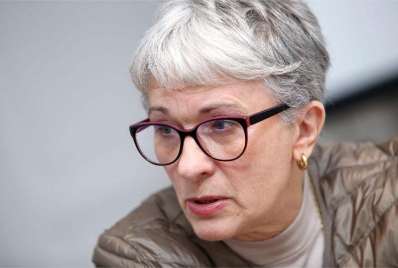 Sandra Kalniete.