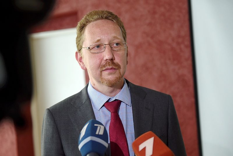 Vladimirs Loginovs Privatizācijas aģentūras valdes priekšsēdētāja amatā bija kopš 2014. gada novembra.