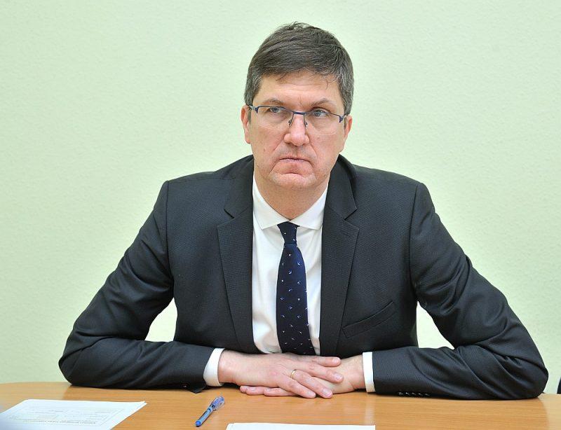"""Pārresoru koordinācijas centra vadītājs Pēteris Vilks: """"Vissarežģītāk sasniedzamie mērķi 2021.–2027. gada Nacionālajā attīstības plānā ir nevienlīdzības mazināšana, sabiedrības neuzticēšanās pārvarēšana un pretrunu novēršana starp vides aizsardzību un ekonomikas attīstību."""""""