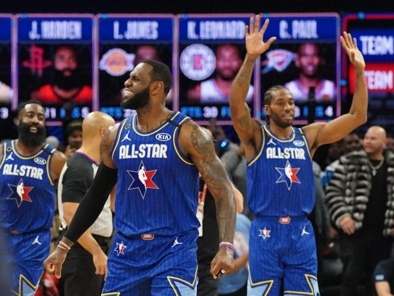 NBA lēnām atsākas dzīvība.