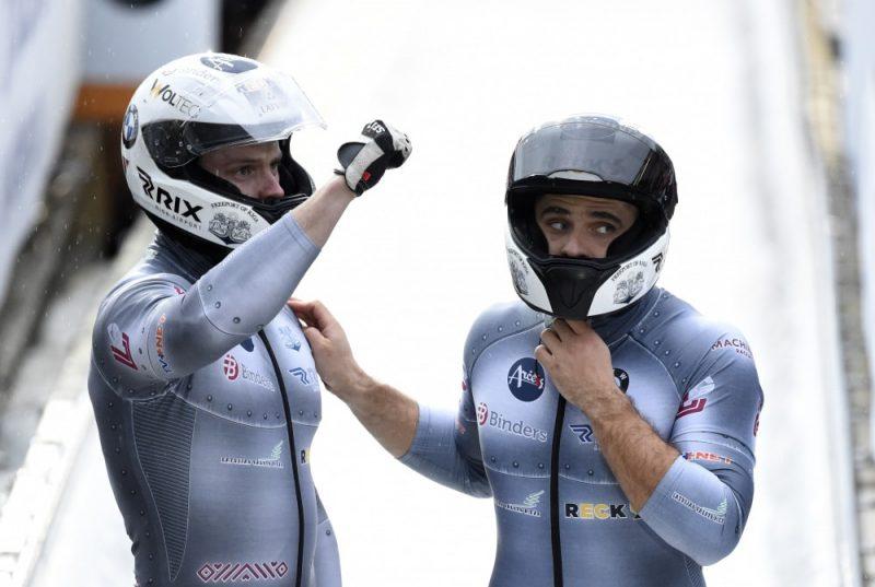 Oskars Ķibermanis un Matīss Miknis izcīnījuši pasaules čempionāta bronzu.