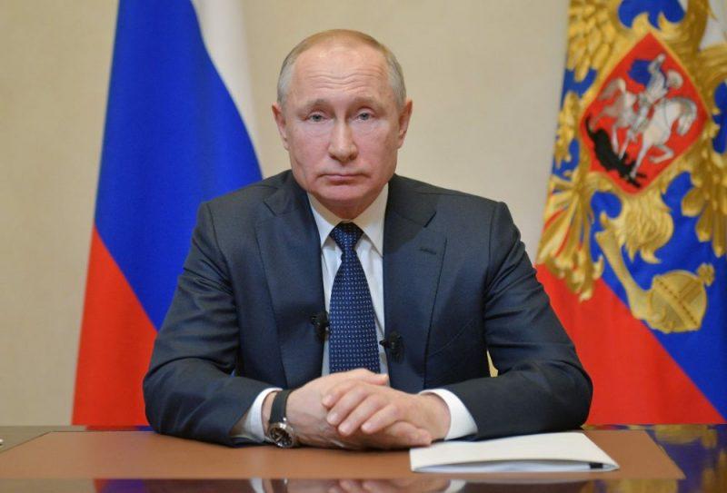 Vladimirs Putins.