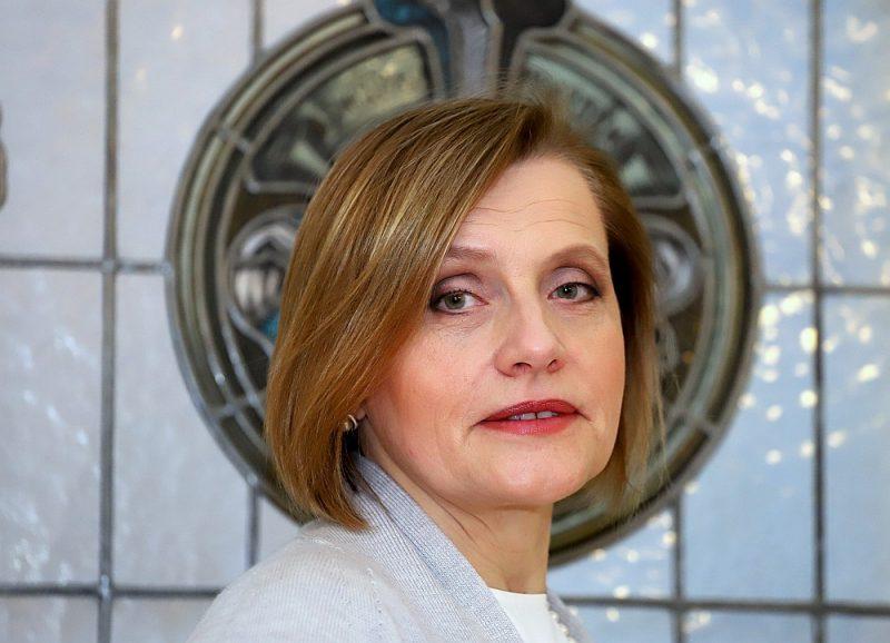 Latvijas Ārstu biedrības prezidente Ilze Aizsilniece