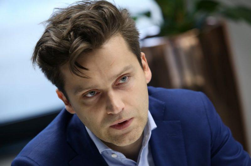 NĪAA valdes priekšsēdētājs Mārtiņš Vanags.