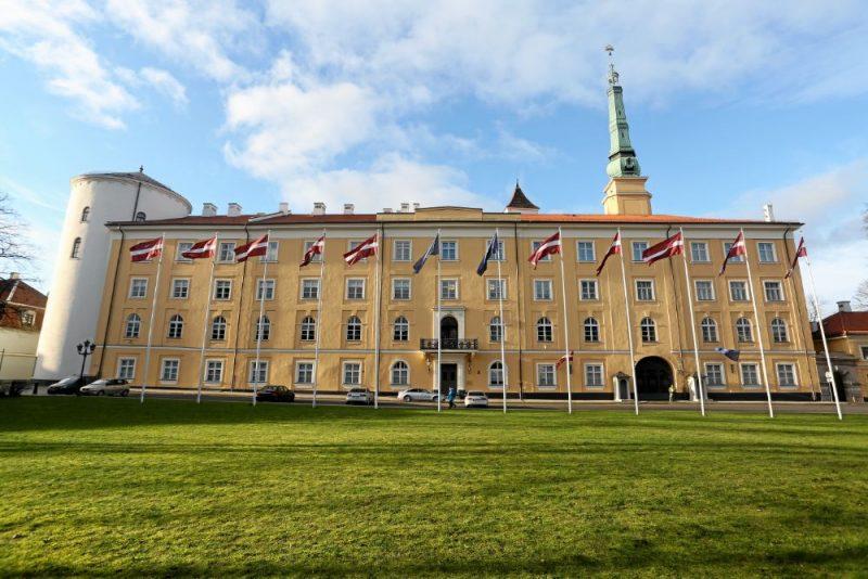Rīgas pils.