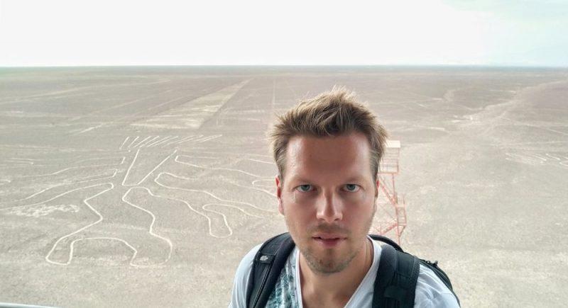 Sporta žurnālistikā strādājušais Rolands Norietis šoziem apceļoja Dienvidameriku un šobrīd iestrēdzis Peru pilsētā Kusko.