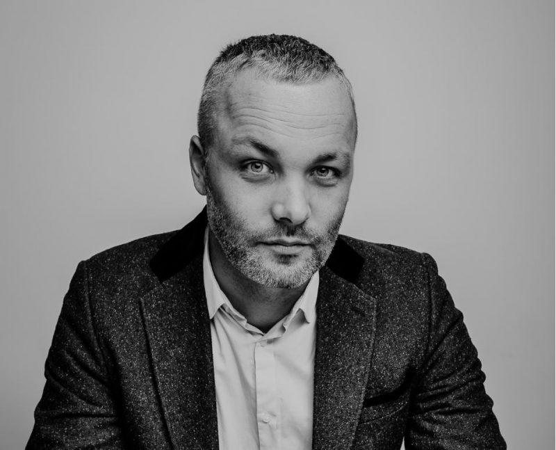 Žurnālists Armands Tripāns.