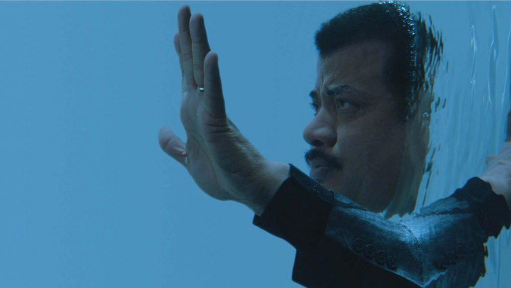 """Kadrs no """"Kosmoss: iespējamās pasaules"""""""