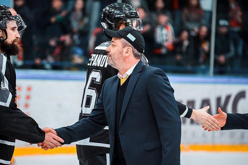 Leonīds Tambijevs jūtas gatavs strādāt KHL līmenī.