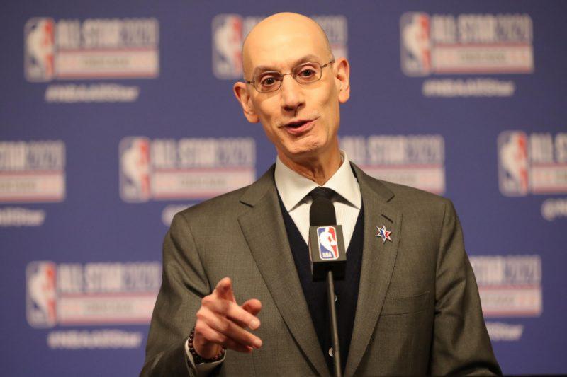 NBa komisārs Edams Silvers atklāj, ka lēmums par NBA sezonas turpināšanu tiks pieņemts ne ātrāk par maiju.