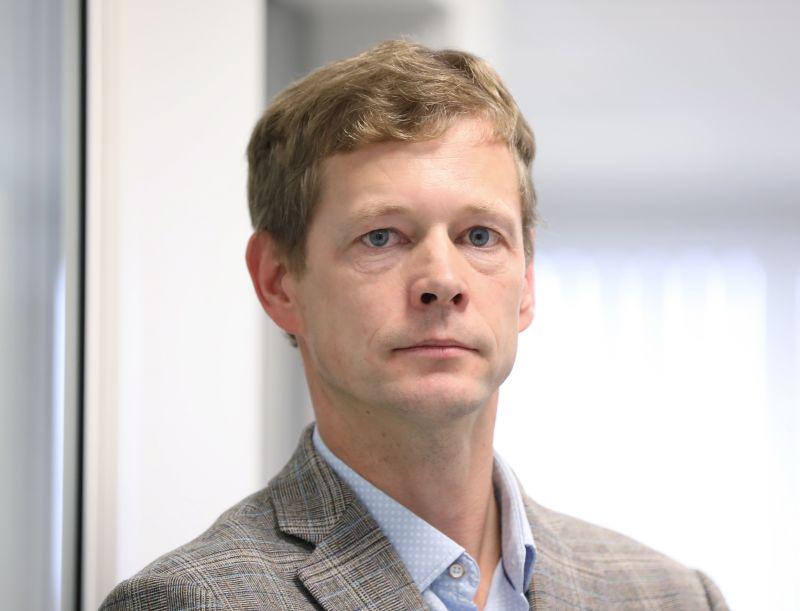 Latvijas Vēja enerģijas asociācijas vadītājs Andris Vanags