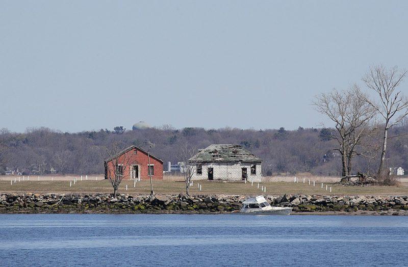 Nelielā Hārtailenda Ņujorkas Bronksas daļā nākotnē varētu kļūt par Covid-19 upuru masu apbedījumu vietu.
