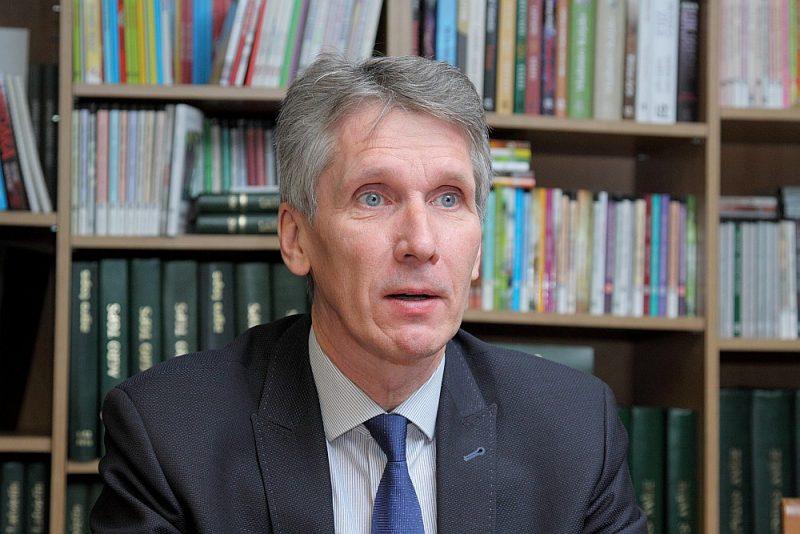 """Jānis Turlajs: """"Reformai jāļauj notikt tā, lai administratīvais iedalījums atbilstu kopējām Latvijas sabiedrības interesēm, nevis kāda maza novada subjektīvajam redzējumam."""""""