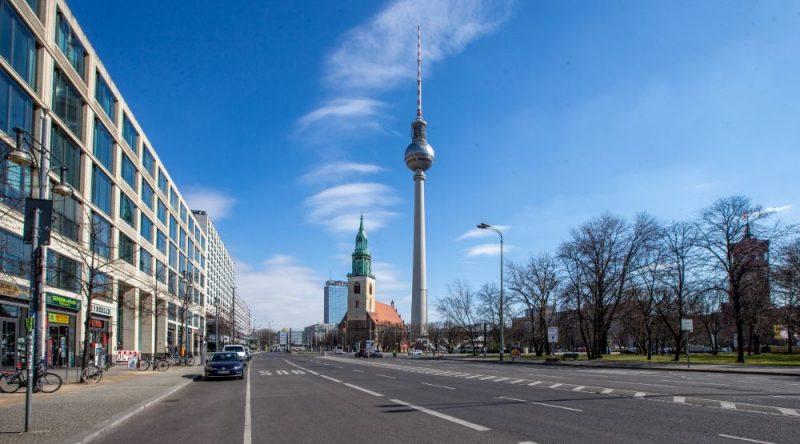 Berlīne.