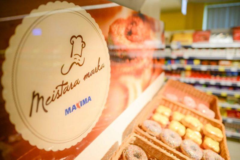 Maksima atver divus jaunus veikalus RĪgā