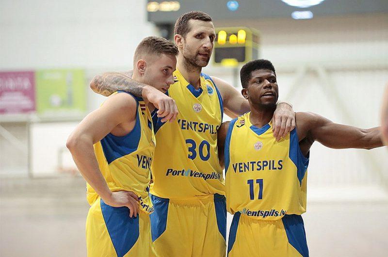 """""""Ventspils"""" basketbolisti aizvadītajā sezonā sasniedza FIBA Eiropas kausa ceturtdaļfinālu."""