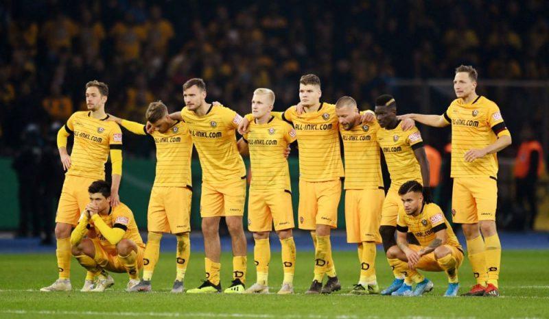 """Drēzdenes """"Dynamo"""" futbola komanda."""