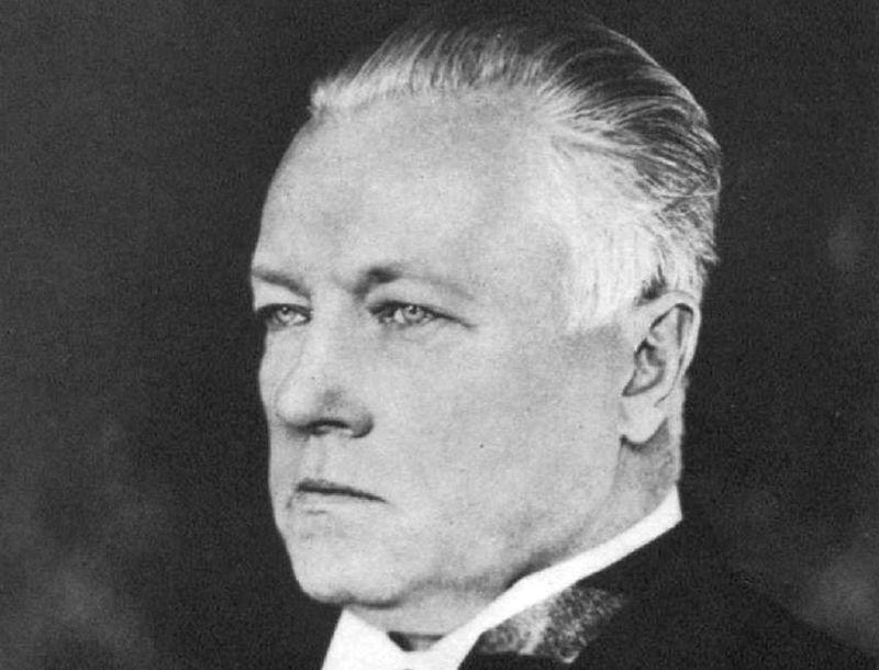 Ģenerālis Jānis Balodis 1939. gadā. Gan laikabiedri, gan vēsturnieki viņu pieskaita pretrunīgi vērtējamām personām mūsu valsts vēsturē.