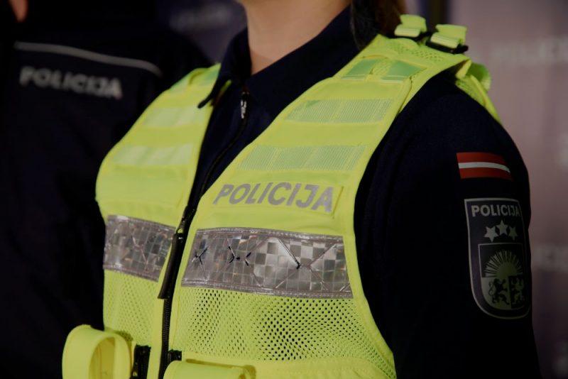 Valsts policija prezentē jauno vizuālo identitāti