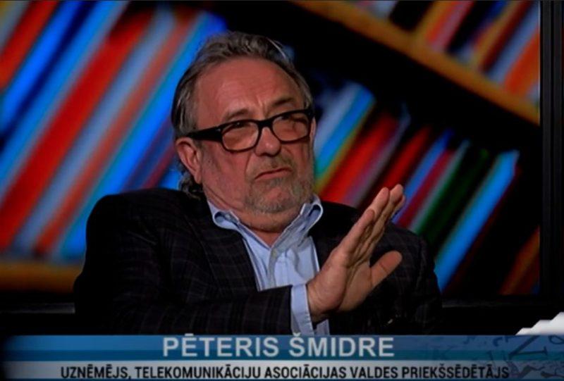 Pēteris Šmidre