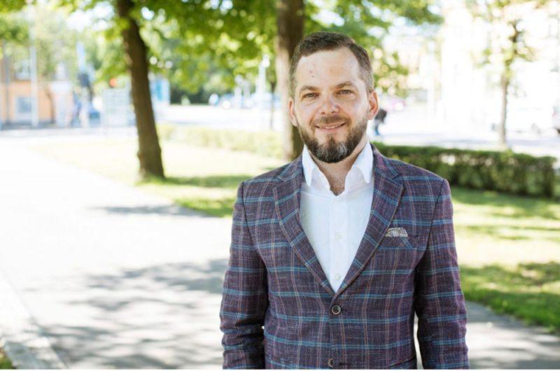 Bijušais Rīgas domes deputāts Andris Bačkurs.