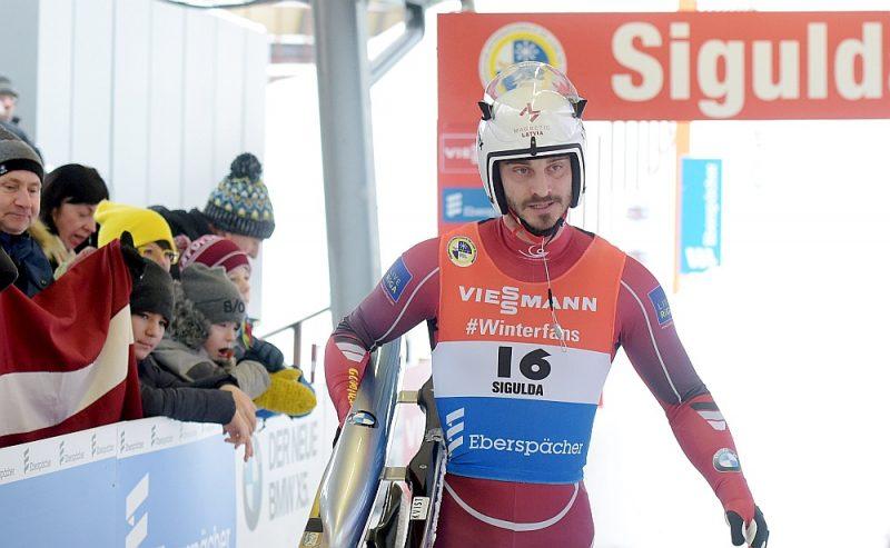 Inārs Kivlenieks turpmāk palīdzēs Latvijas kamaniņu sportistiem mērķus sasniegt kā treneris.